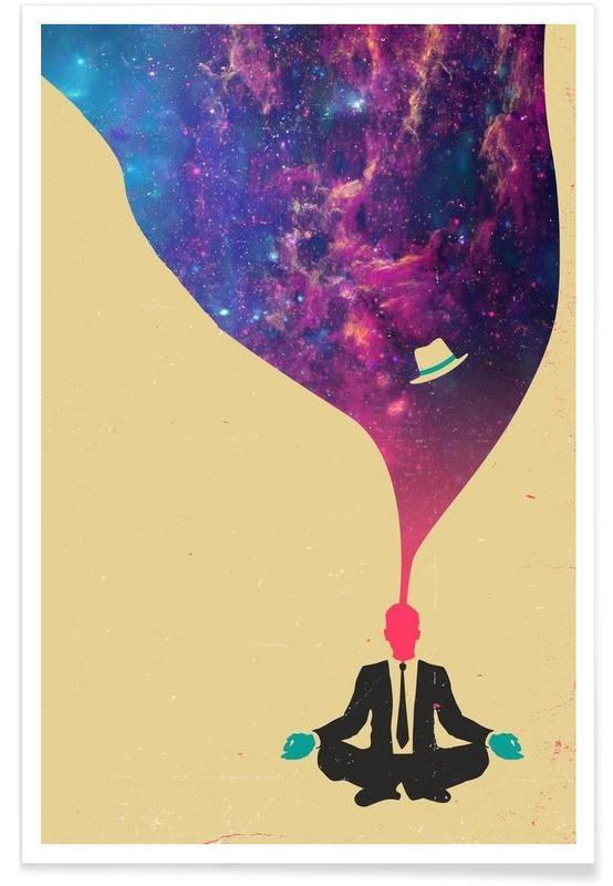 , Explore affiche