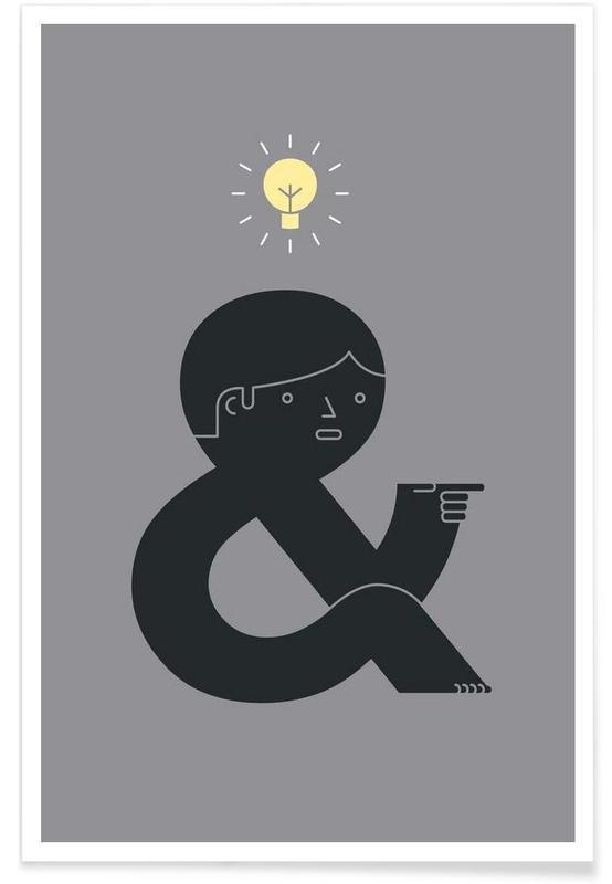 An Idea Poster
