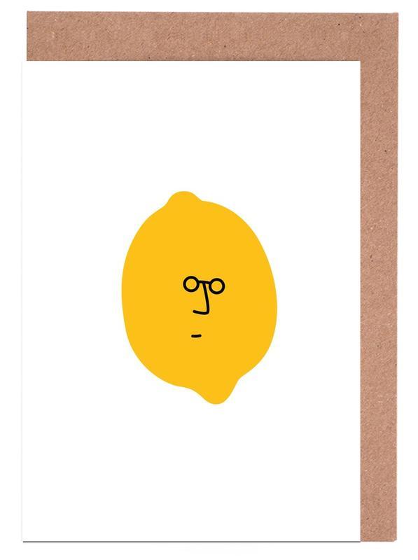 John Lemon -Grußkarten-Set