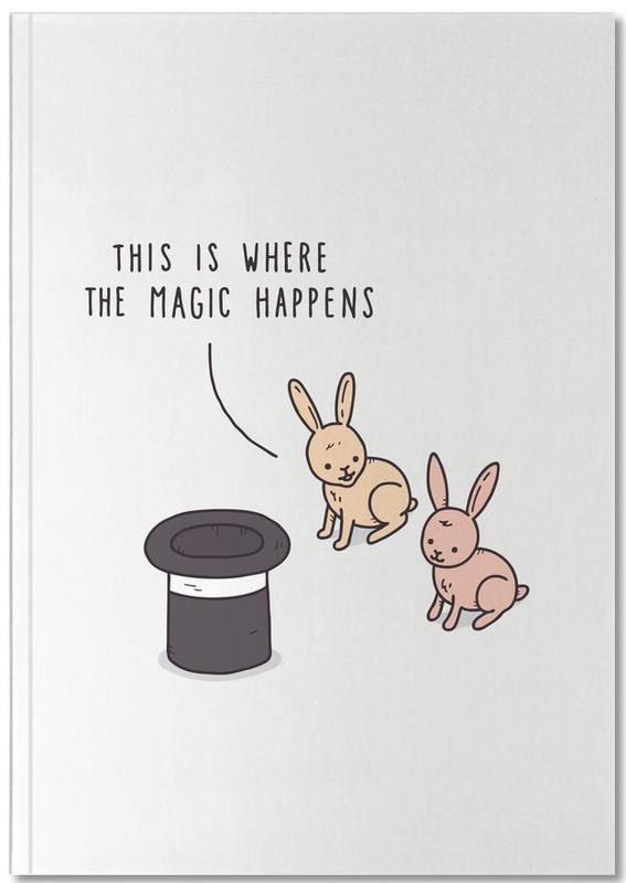 Humour, Magic Notebook