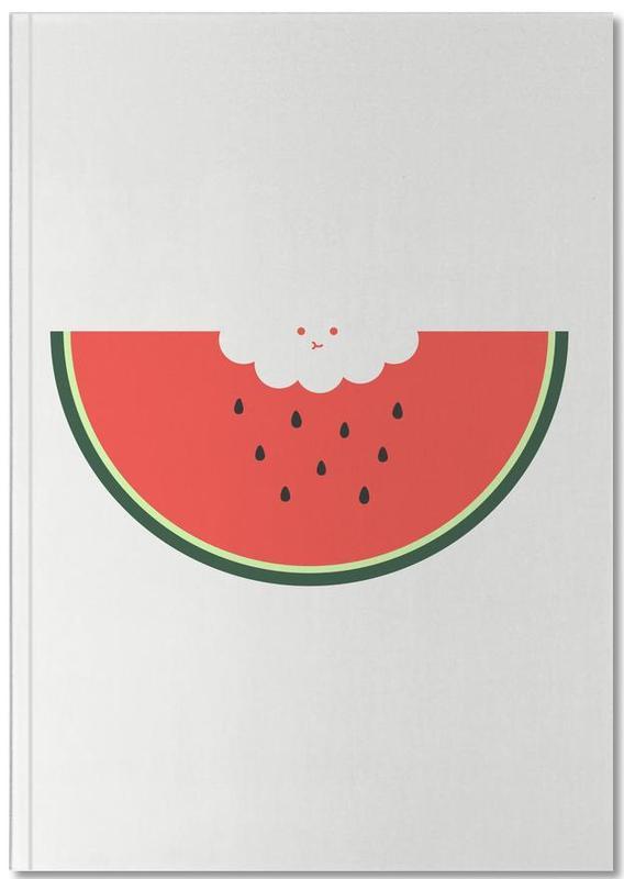 Water Melon Notebook