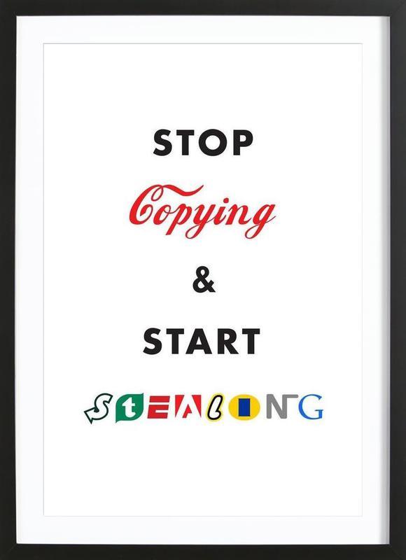 Copy Framed Print