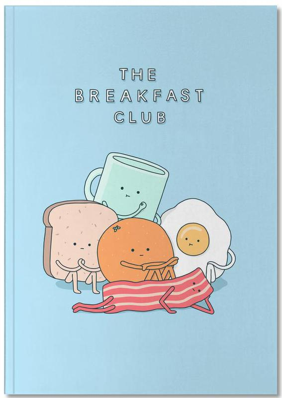 Humour, The Breakfast Club Notebook