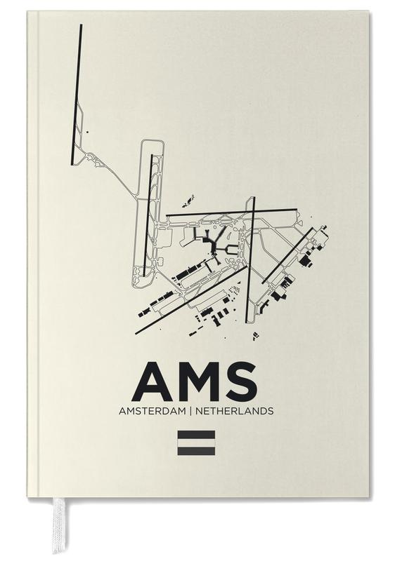 AMS Airport Amsterdam -Terminplaner