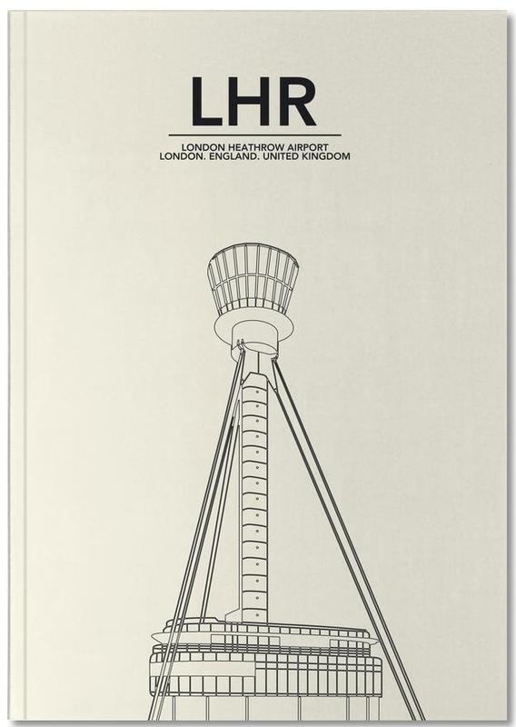 London, LHR London Tower Notebook