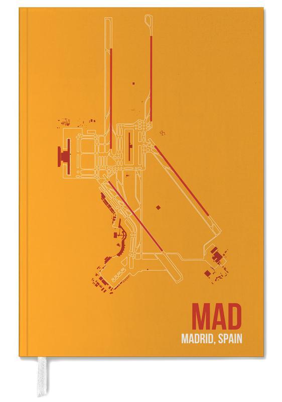 Madrid, MAD Airport Madrid -Terminplaner