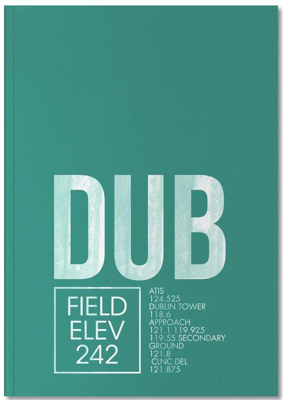 Dublin, DUB Dublin Notebook