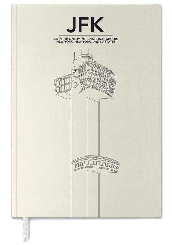 JFK New York Tower Personal Planner