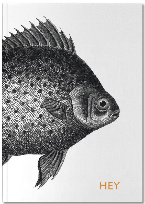 Hey Fish Notebook