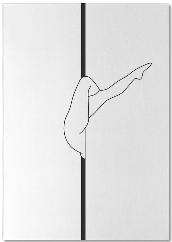 Poledance Notepad