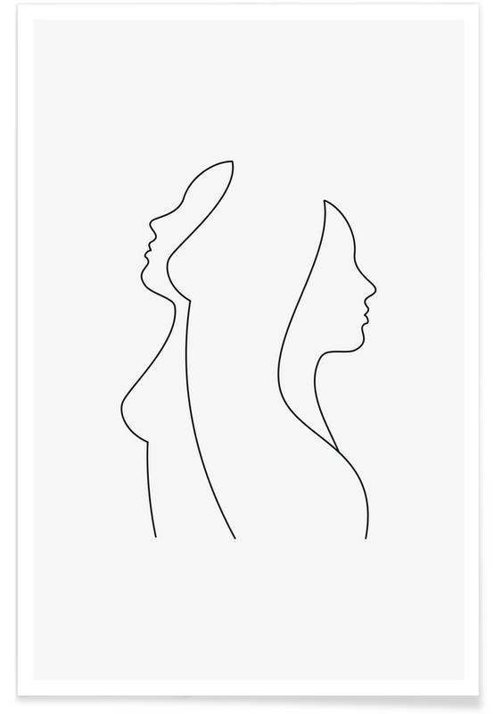 Shape Poster