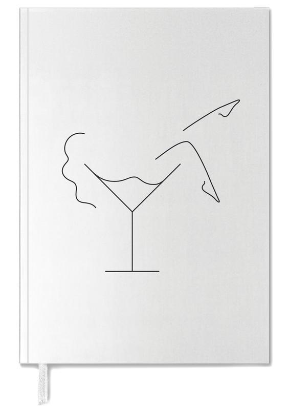 Schwarz & Weiß, Cocktail -Terminplaner