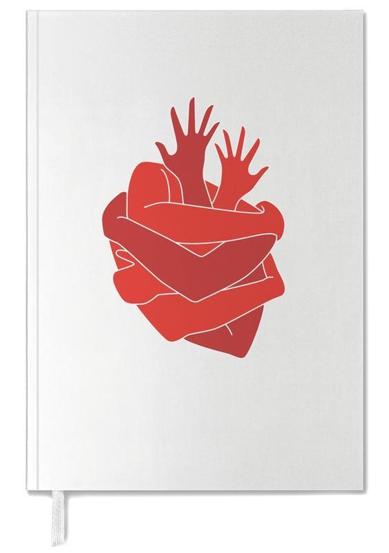 Herzen, Heart -Terminplaner
