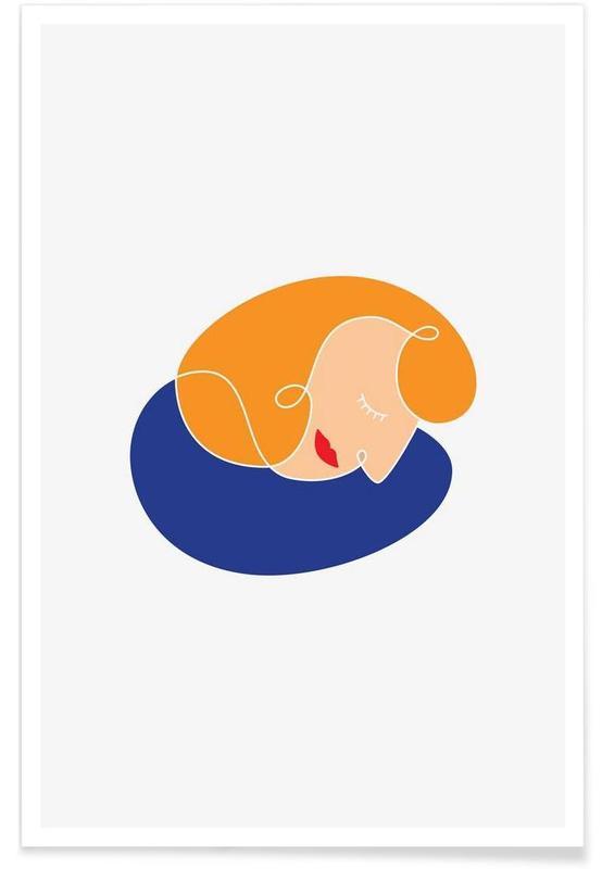 Sleeping -Poster