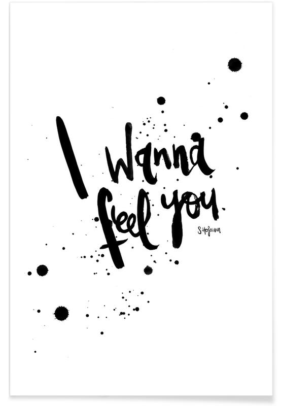 Feel You -Poster