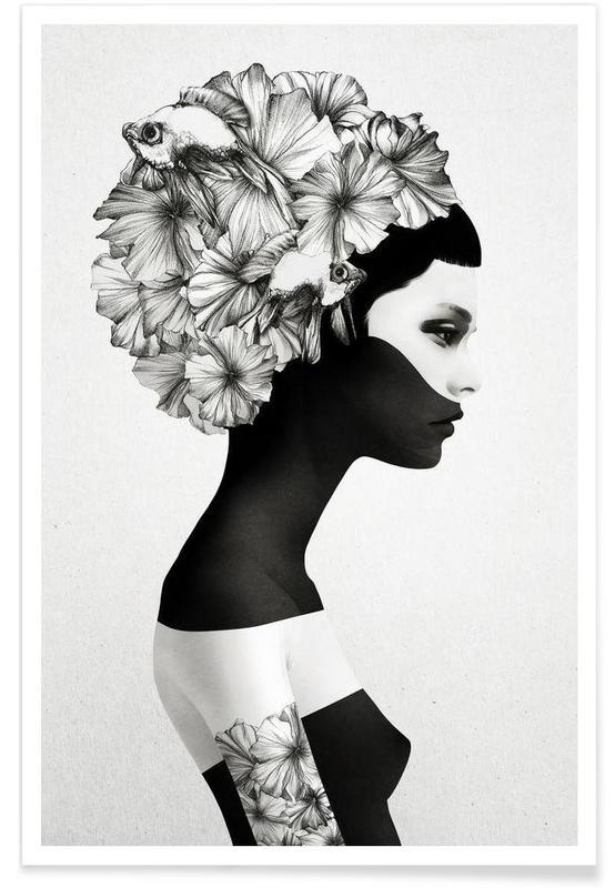 Noir & blanc, Marianna affiche