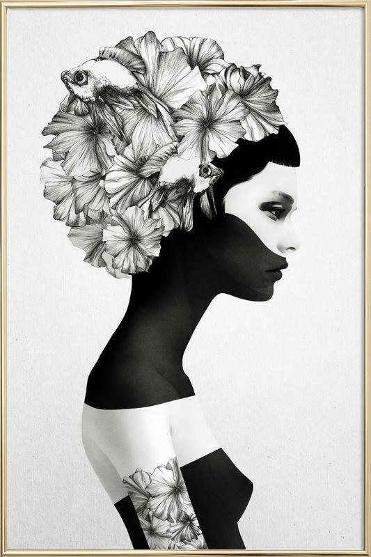 Marianna Poster i aluminiumram