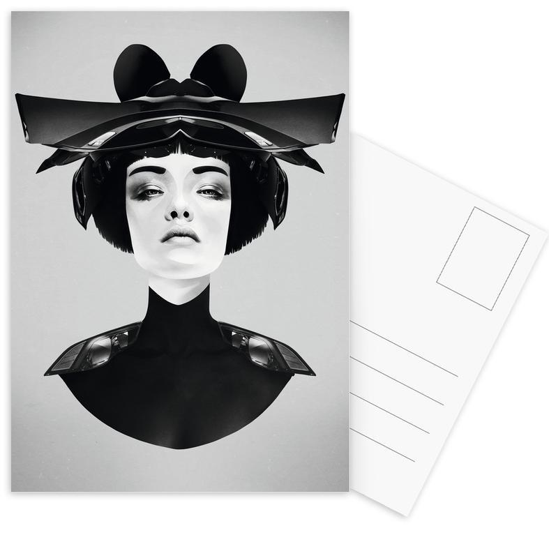 Midnight Sun -Postkartenset