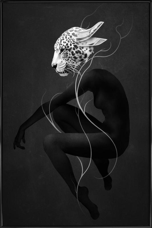 Prowl Framed Poster