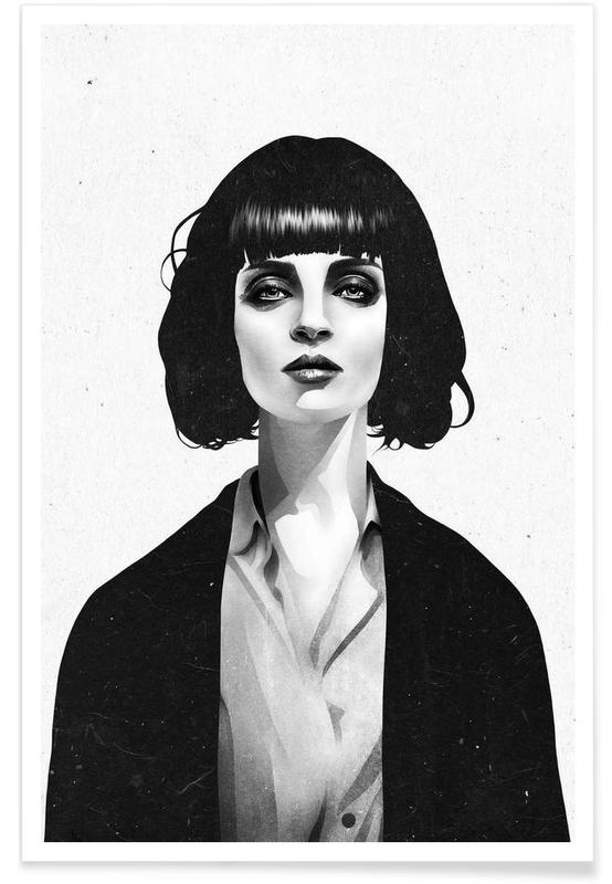 Mrs Mia Wallace poster