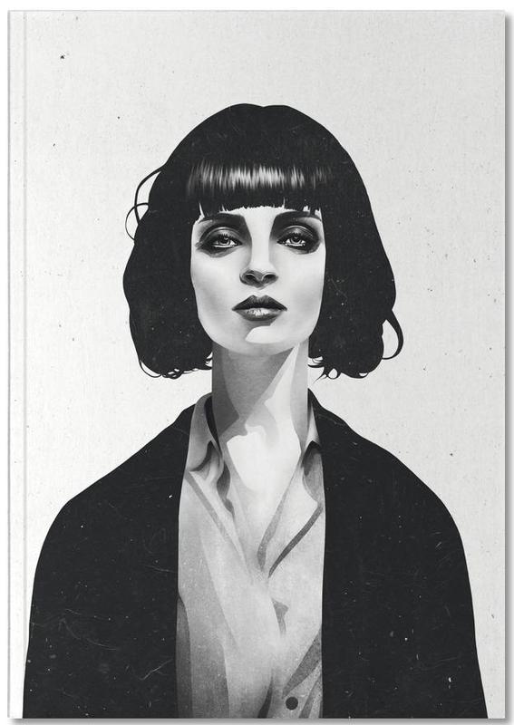 Noir & blanc, Films, Mrs Mia Wallace Notebook