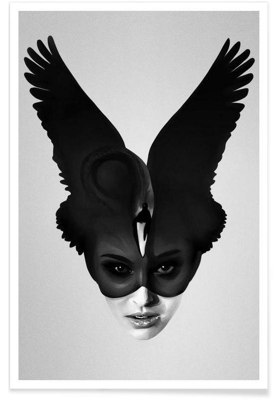Noir & blanc, It's my time affiche