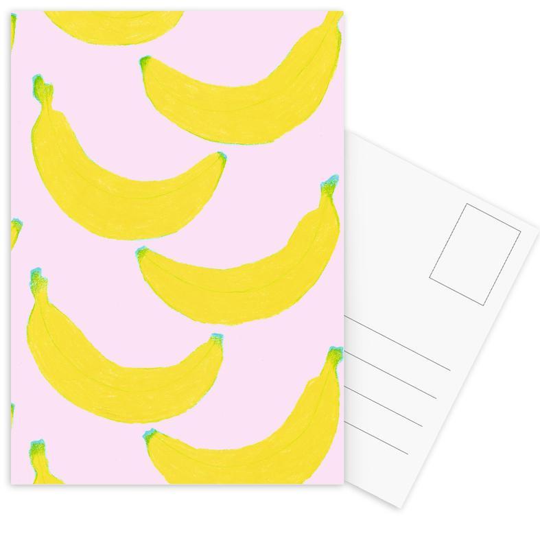 Bananas, Spontaneous Bananas Postcard Set
