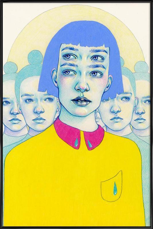 Together/Alone Framed Poster