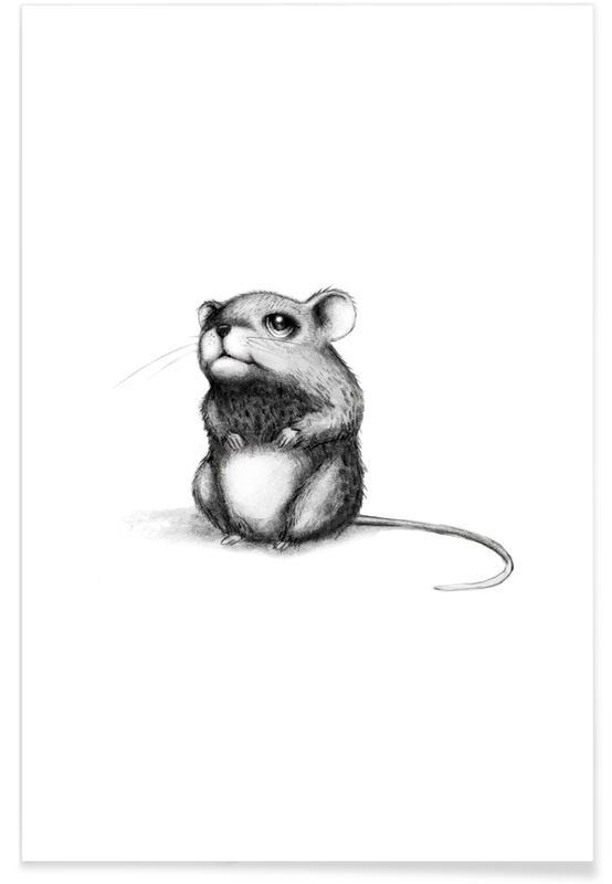 , Mouse affiche