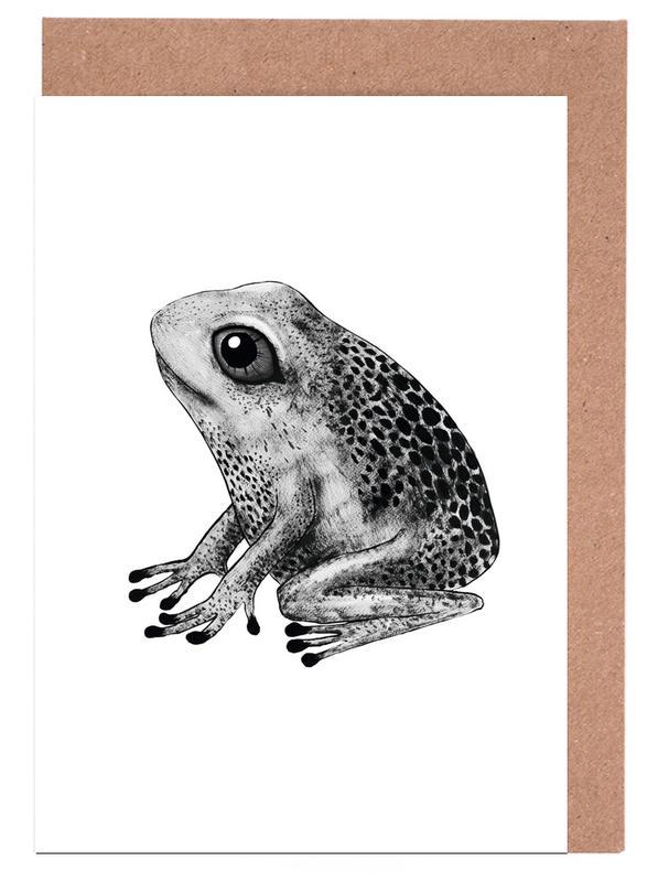 Frog Greeting Card Set