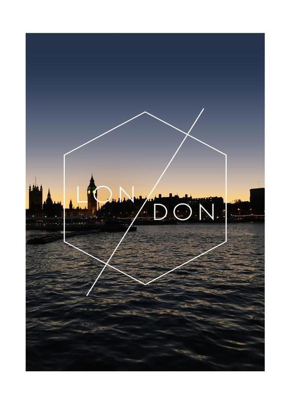 London -Leinwandbild