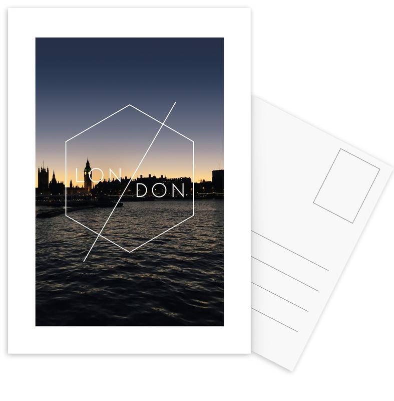 London Postcard Set