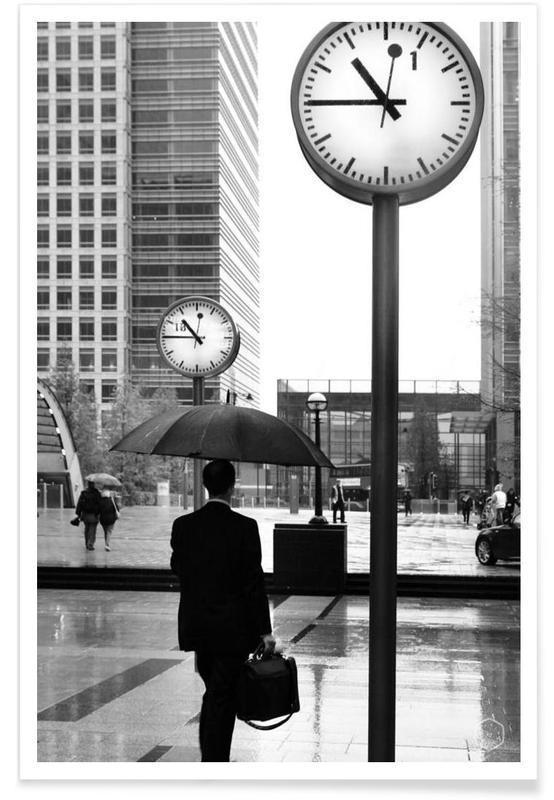 Black & White, 9TO5 Poster