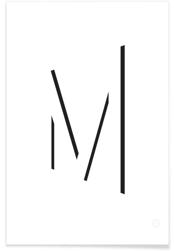 Alpha - M Poster