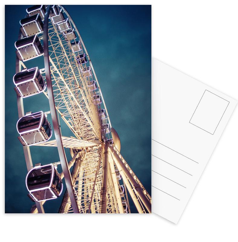 Brighton -Postkartenset