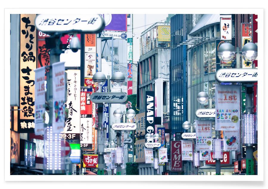 Tokyo, Tokyo affiche