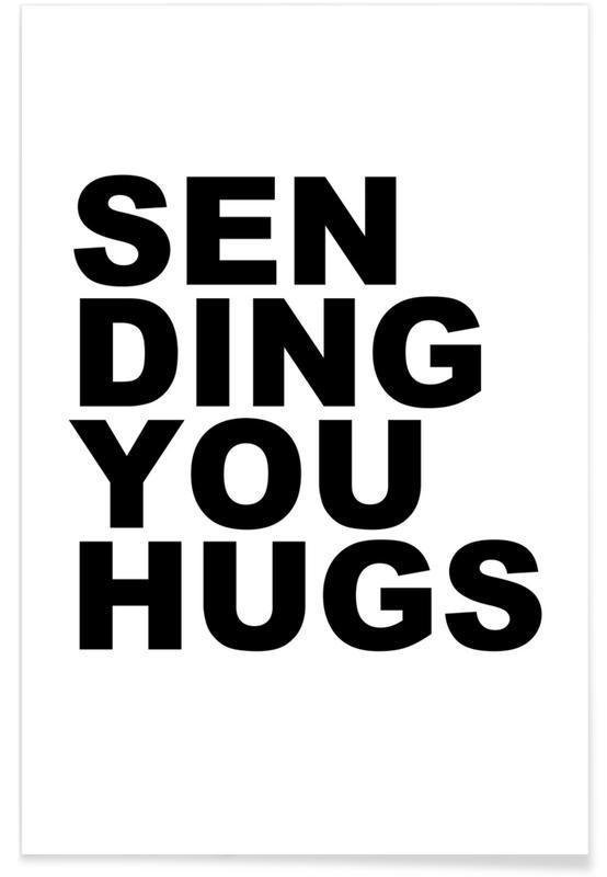 Sending You Hugs -Poster