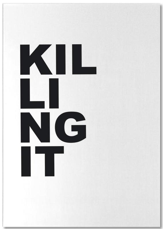 Killing It Notepad