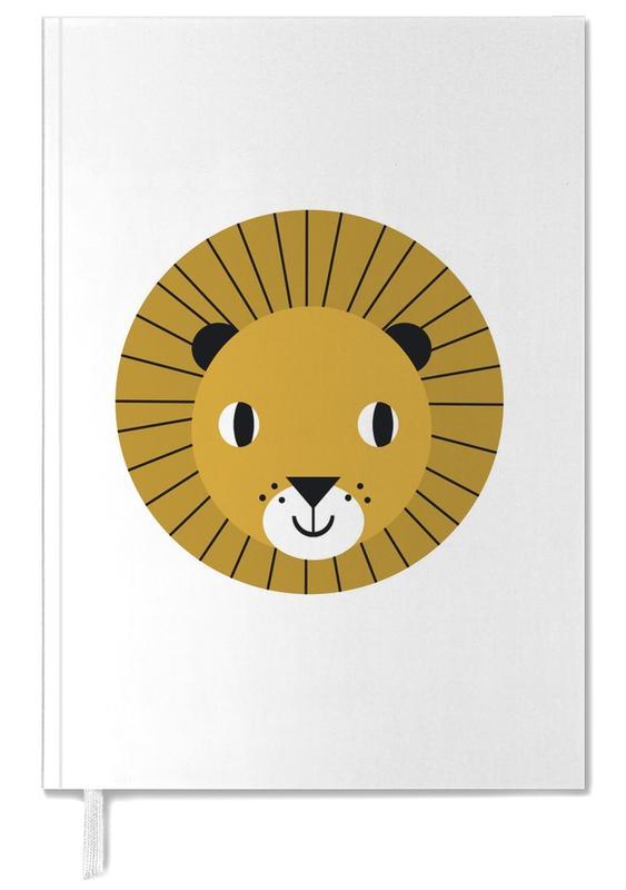 Lions, Nursery & Art for Kids, Lion Personal Planner