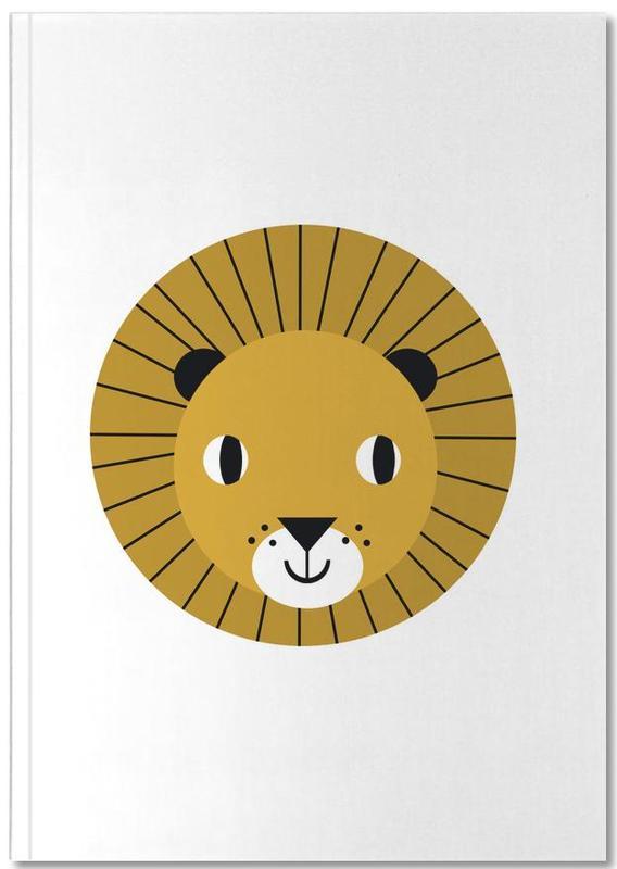 Leeuwen, Kunst voor kinderen, Lion Notebook