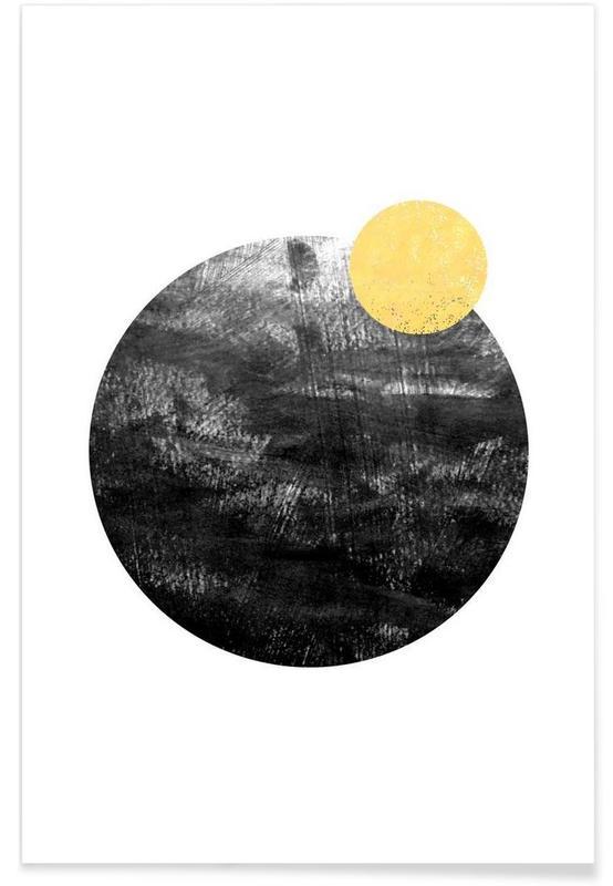 Zwart en wit, Ripley poster