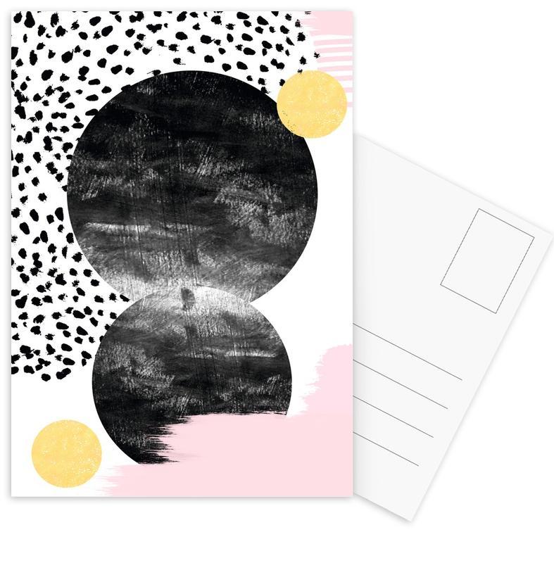 , Roussel Postcard Set
