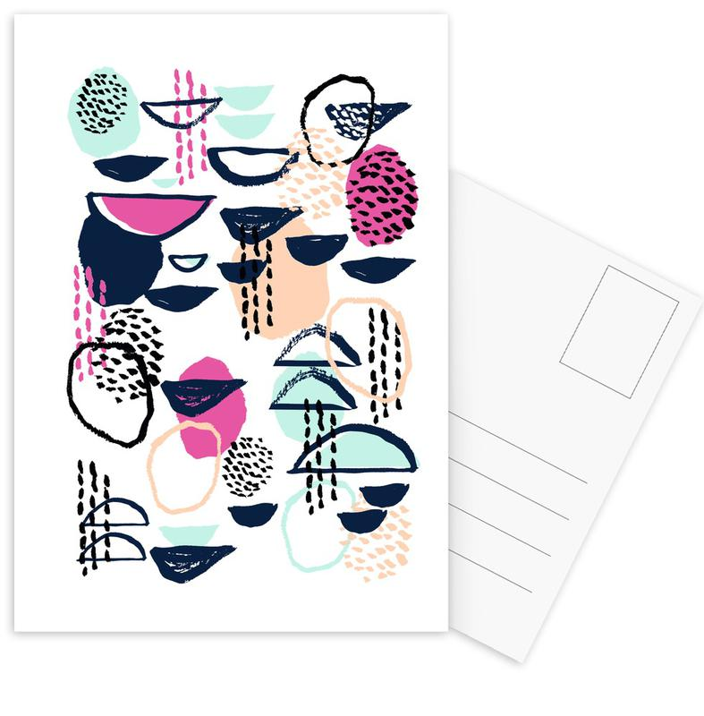 , Ruma Postcard Set