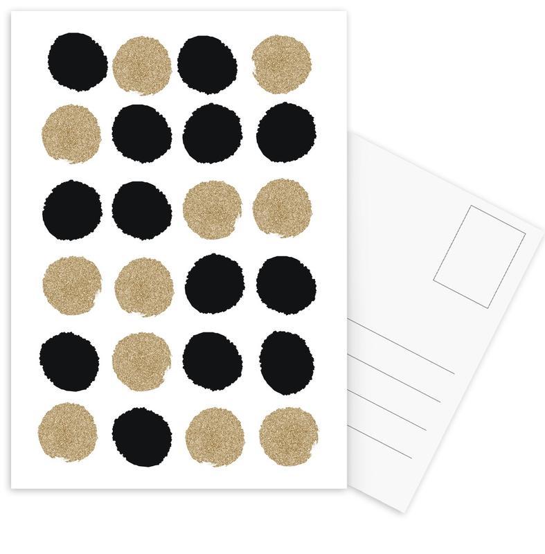 Patterns, Sadie Postcard Set