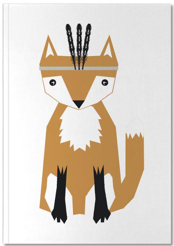 Vossen, Kunst voor kinderen, Southwest Fox Notebook