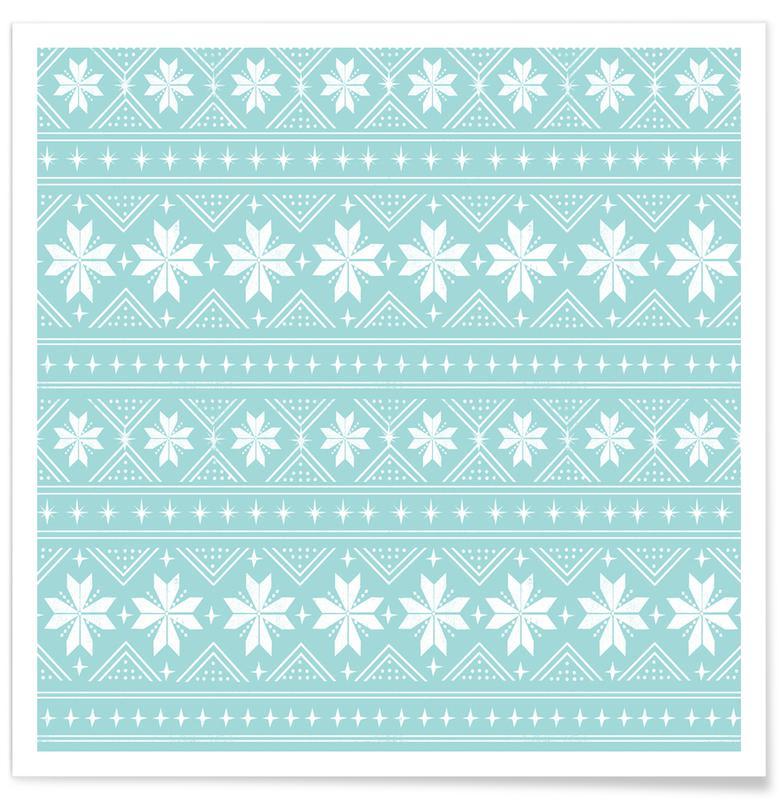 Christmas, Christmas Sweater Poster