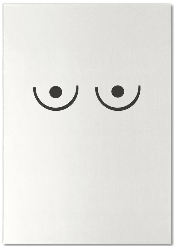 Black & White, Body Close-Ups, Ariadne Notepad