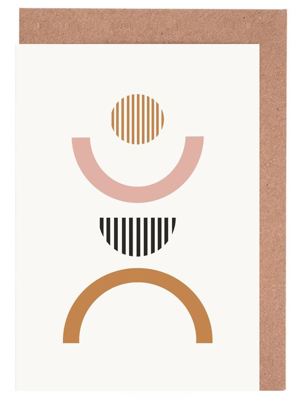 , Chrysanthe -Grußkarten-Set