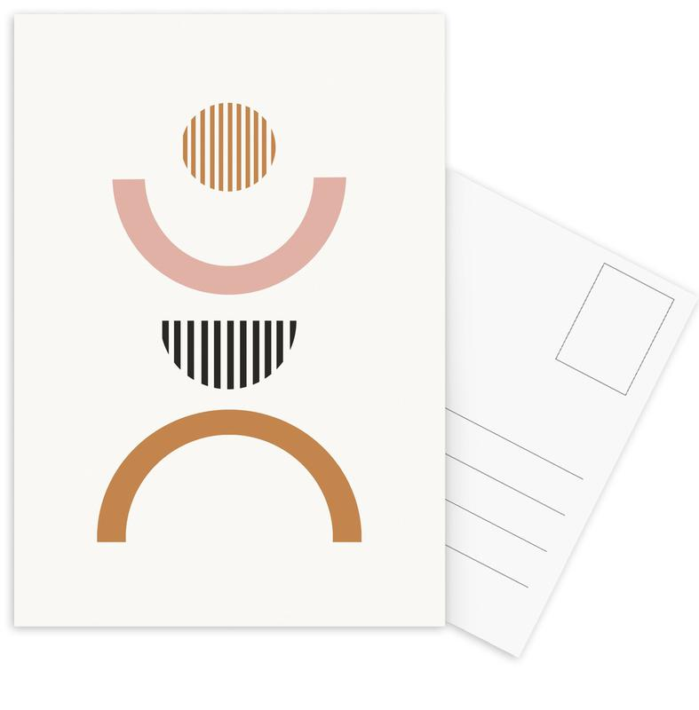 , Chrysanthe Postcard Set