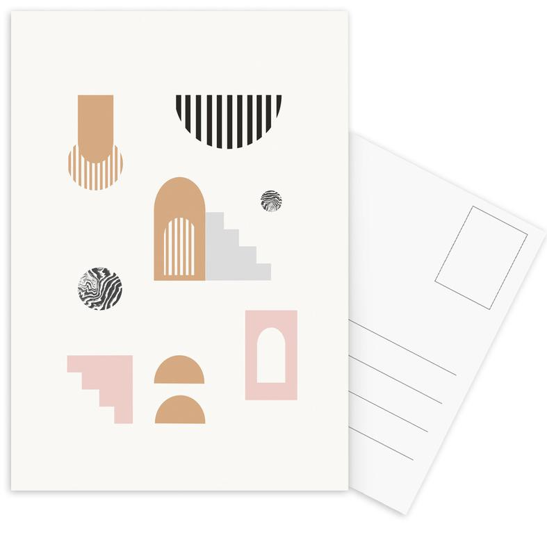 , Elektra Postcard Set